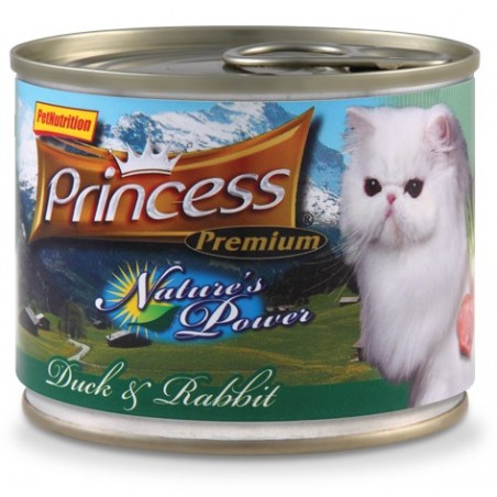 Princess Premium Nature's Power Kaczka i Królik