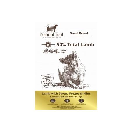 Natural Trail Total Lamb, Sweet Potato & Mint SB 2kg