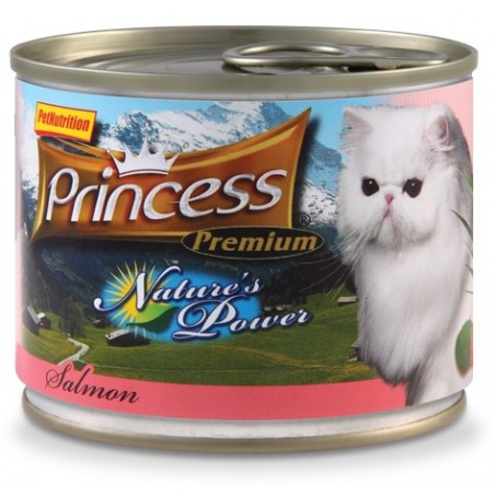 Princess Premium Nature's Power Łosoś