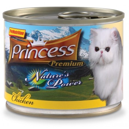 Princess Premium Nature's Power Kurczak
