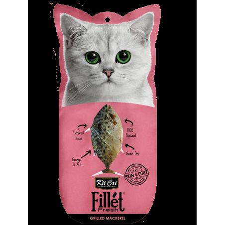 Kit Cat Fillet Fresh Grillowana Makrela