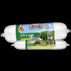 MAC's katzenwurst - Pute & Lamm - Indyk i jagnięcina 100g