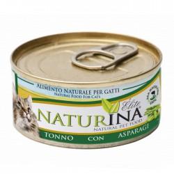 Naturina kawałki tuńczyka i szparagi 70g