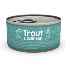 Naturea Trout & Salmon - pstrąg z łososiem