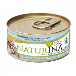Naturina kawałki tuńczyka z makrelą 70g