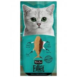 Kit Cat Fillet Fresh tuńczyk z błonnikiem