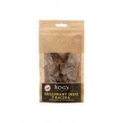 ROGY- przekąska dla psa grillowany indyk z kaczką 80 g