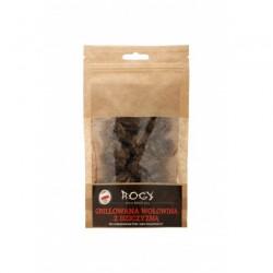 ROGY- przekąska dla psa grillowana wołowina z dziczyzną 80 g