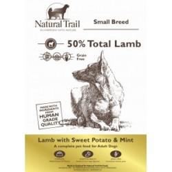 Natural Trail Lamb, Sweet Potato & Mint