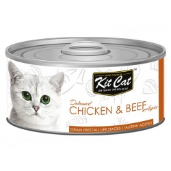 Kit Cat Chicken beef - kurczak z wołowiną