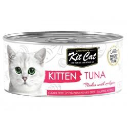 Kit Cat kitten Tuna - tuńczyk dla kociąt 80g