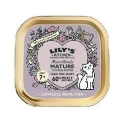 Lily's Kitchen Marvellously Mature Chicken Supper - kurczak, jagnięcina, wieprzowina i pstrąg85g