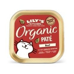 Lily's Kitchen Organic Beef Dinner - wołowina, kurczak 85g