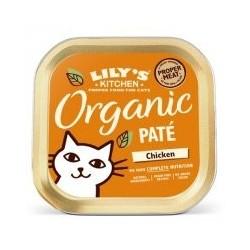 Lily's Kitchen Organic Chicken Dinner -  kurczak, wieprzowina, wołowina 85g