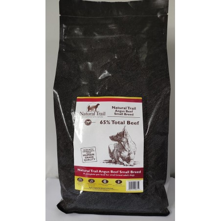 Natural Trail DOG Angus Beef Small Breed 2kg