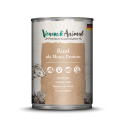 Venandi Rind Monoprotein - wołowina 400g