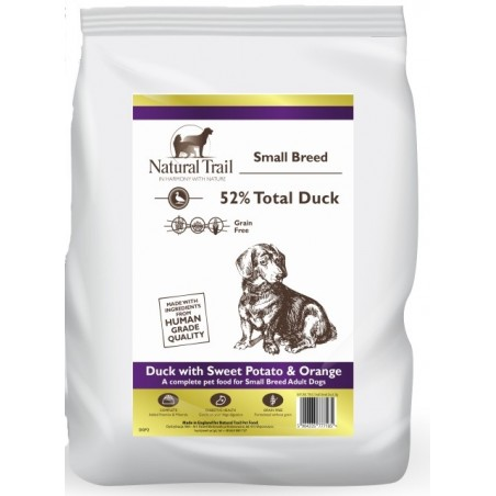 Natural Trail DOG Total Duck Small Breed 2kg