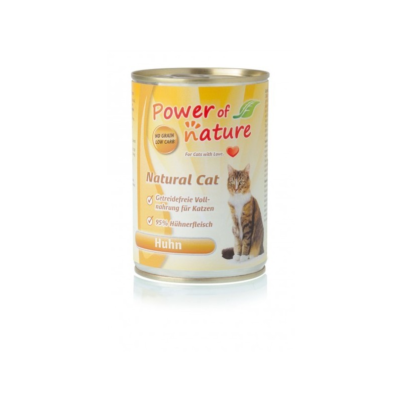 Power of Nature Kurczak 400 g