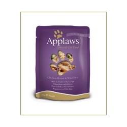 Applaws Natural Cat kurczak i dziki ryż