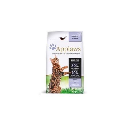 Applaws Cat kurczak i kaczka 2 kg