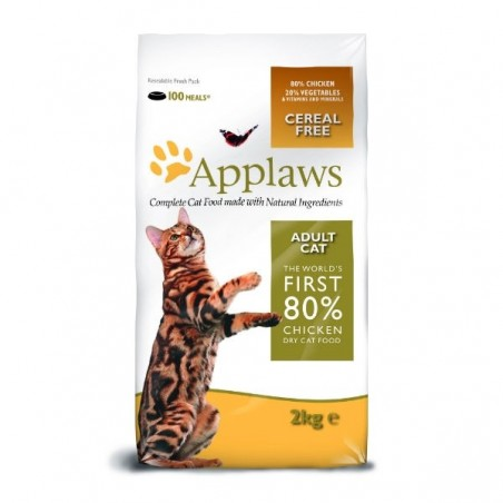 Applaws Cat kurczak 400 g