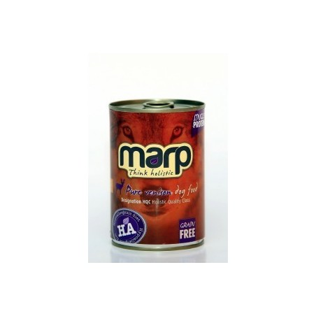 Marp Pure Venison Dog Food - sarnina