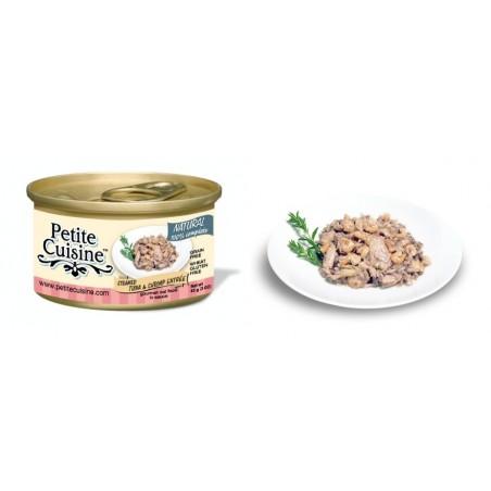 Petite Cuisine Tuńczyk i krewetki