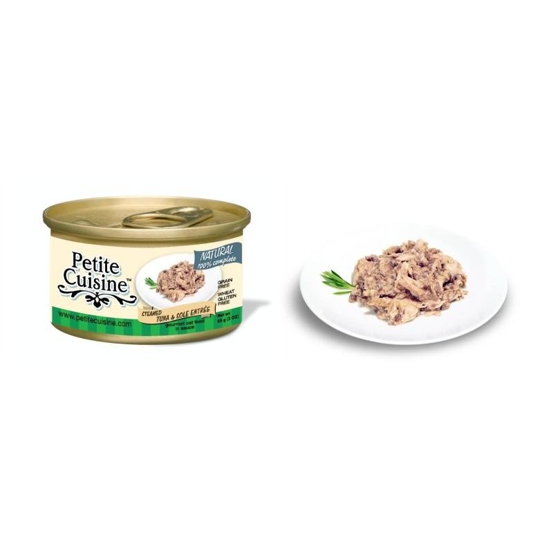 Petite Cuisine Tuńczyk i sola