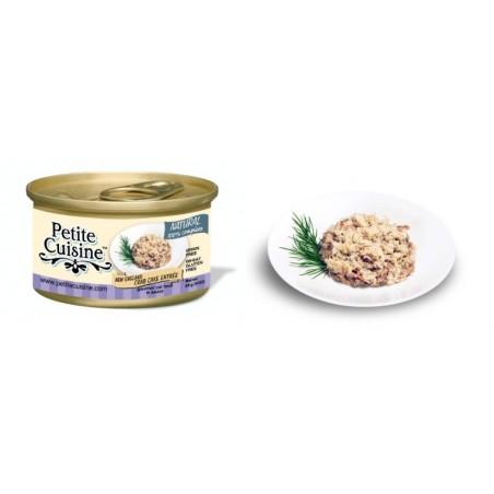 Petite Cuisine Tuńczyk i krab