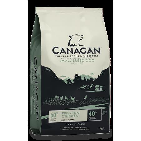 Canagan Small Breed Free Run Chicken 0,5 kg