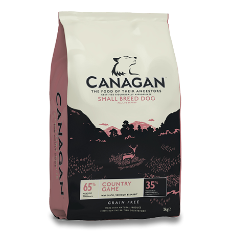 Canagan Small Breed Country Game 0,5 kg