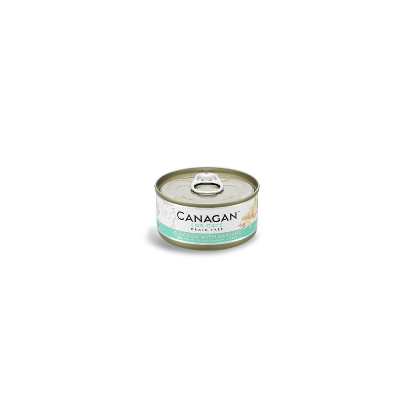 Canagan Cat Chicken end sardine