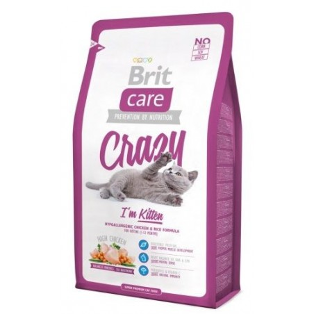Brit Care Cat Crazy Kitten 2 kg