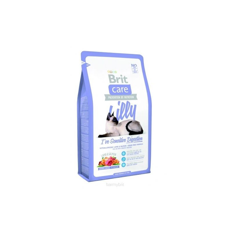 Brit Care Cat Lilly I've Sensitive Digestion 400 g