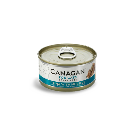 Canagan Cat Tuna&Mussels