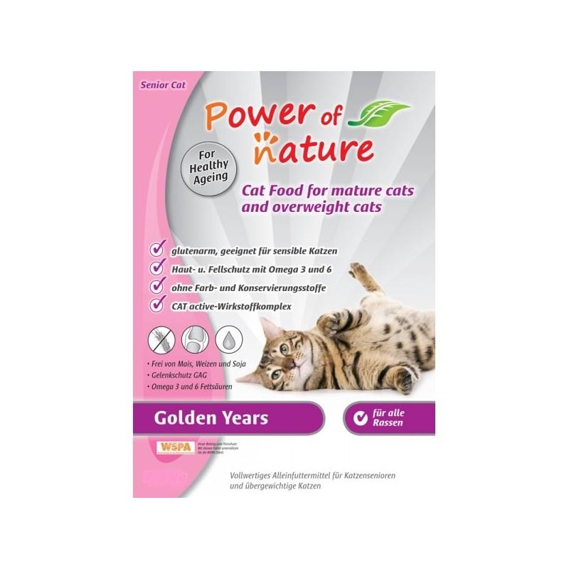 Power of Nature Golden Years - senior 2 kg