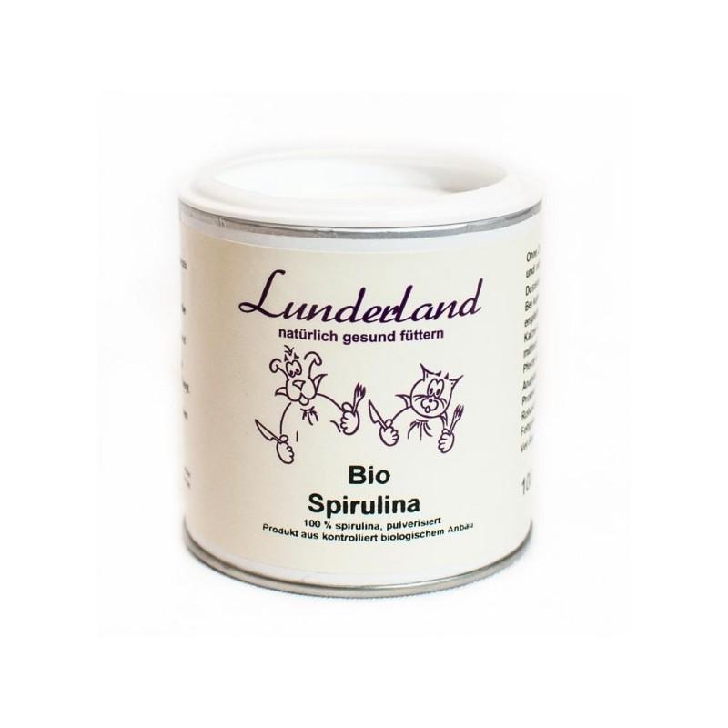 Lunderland Bio-Spirulina