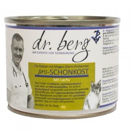 Dr. Berg pro-schonkost