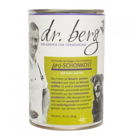 Dr. Berg Dog pro-SCHONKOST