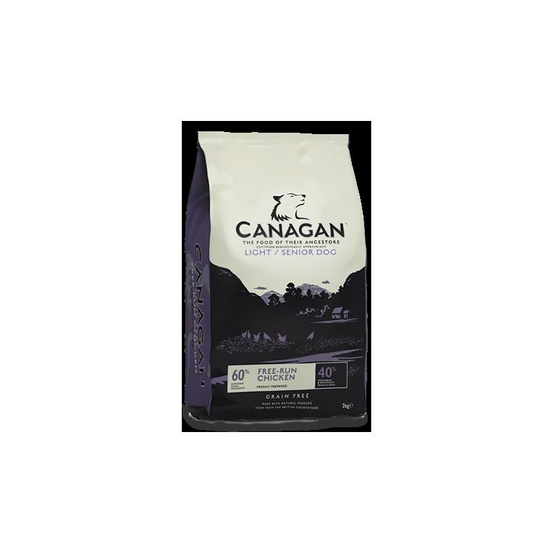 Canagan Light/Senior 6 kg