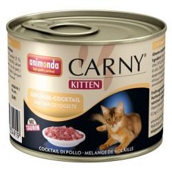 Animonda Carny Kitten Koktajl drobiowy