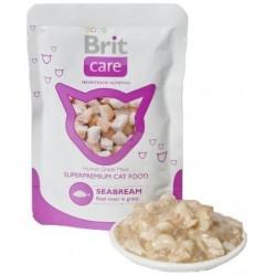 Brt Care Cat Pouches Seabream