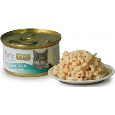 Brit Care Kitten Chicken - kurczak